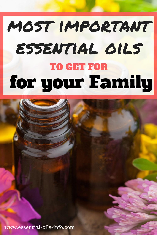 oils info