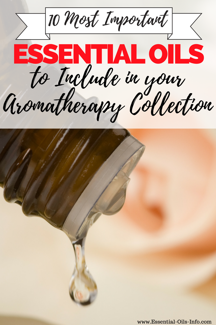 essential oils information